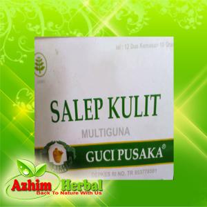salep kulit multiguna gicu pusaka- azhim herbal